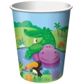 Jungle Buddies Party Cups (8)